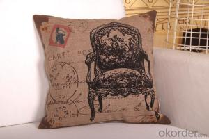 Square Pillow with Digital Printing 2015 Hot Sale