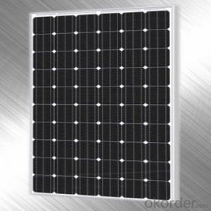 Monocrystalline Solar Panels for 250W Series
