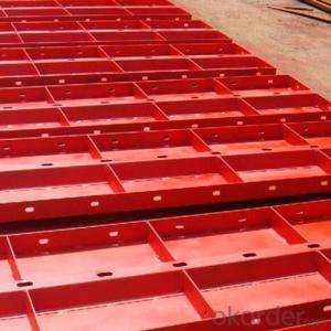 Light Duty Whole Steel Formwork for Low Building Construction