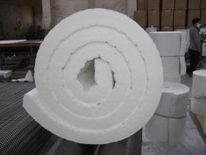 Ceramic Fiber Insulation Blanket HZ 1430℃ Furnace Heat Insulation
