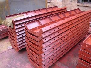 Steel Form for Common Building with Smooth Surface of Concrete