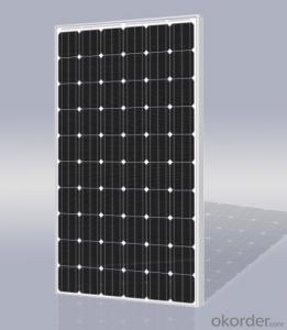Monocrystalline Solar Panels for 260W Series