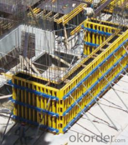 China Timber Beam Formwork For Construction Building