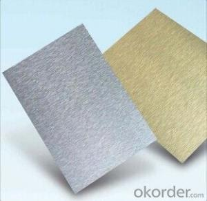 PE-POLYESTER Aluminum Composite Panel for Building Decorative