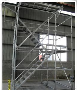 Steel Ringlock Scaffolding System with High Protected Painted  CNBM