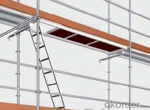 Ringlock Scaffolding System-Aluminium Scaffold Plank CNBM
