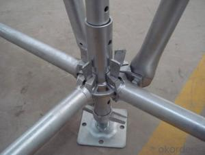 Ringlock Scaffolding Systers RS Galvanized for good sale CNBM