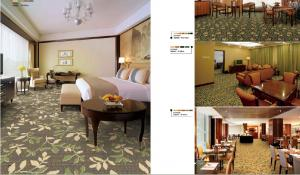Wool and Nylon rugs and carpets commercial use for hotel restaurant