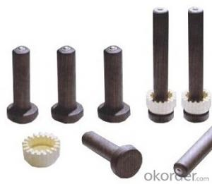 Weld Stud for Stud Welding with Ceramic Ferrule (RLSM-20120928)