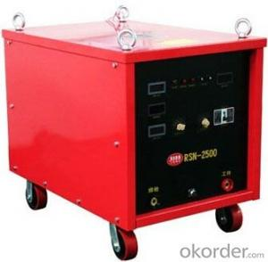 Drawn Arc Stud Welding Machine for Welding Stud