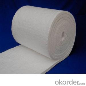 Ceramic Fiber Blanket, 2300°F, 7200*610*50mm, Bulk Density 128