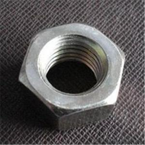 Hex Coupling Nut Hexagonal Nut with High Quality and Nice Price
