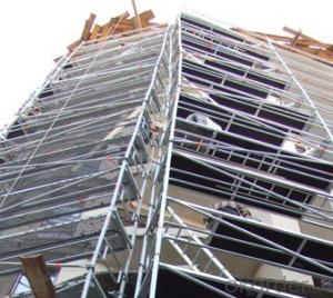 Galvanized Layher Scaffold Planks with perforate  CNBM