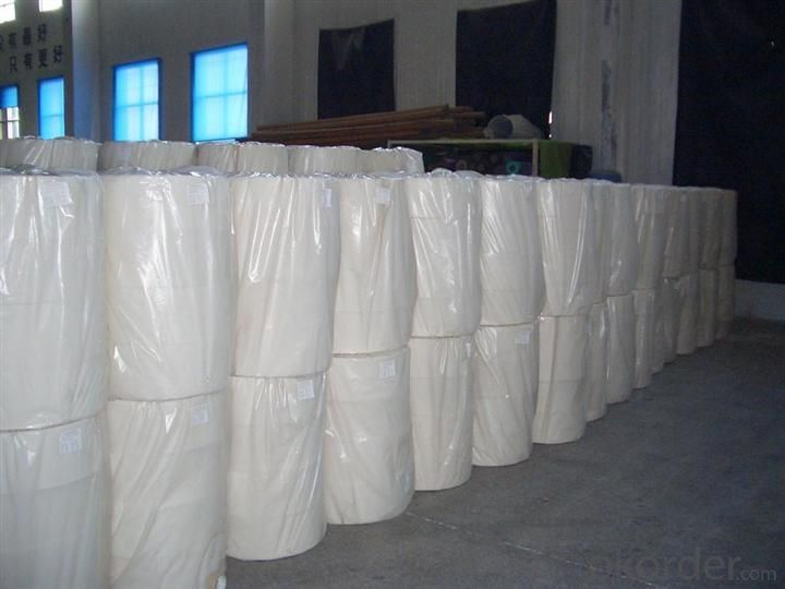 Buy Thermal Bonded Nonwoven Fabric For Polyester Wadding