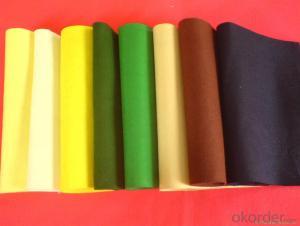 Eco-friendly Polypropylene Spunbond Non-woven Fabrics