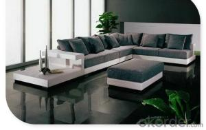 Modern Design Living Room White Chesterfield Sofa