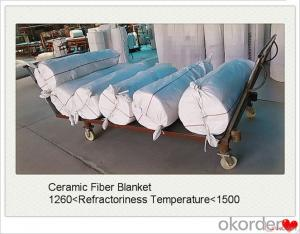 Ceramic Fiber Blanket Yarn Cloth Board and Textile for Industrial Furnace