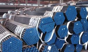 Multi steel grade seamless steel pipe for transporting petroleum