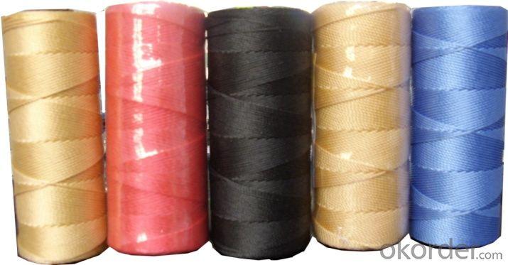 Plastic High Density Nylon Yarn Dyed DTY