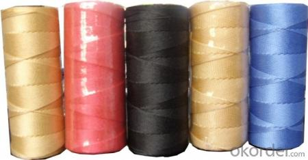 Plastic High Density Nylon Yarn Dyed DTY