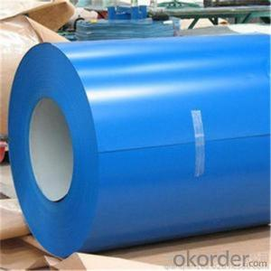 Prepainted Galvanized Rolled Steel Sheet from China