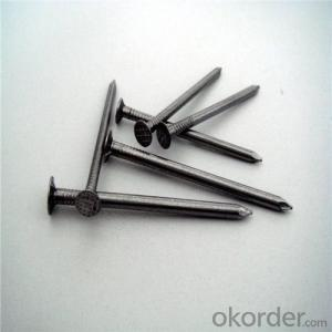 Common Iron Nail with High Quality Factory Direct Price Widely Use