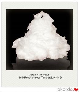Ceramic Fiber Cotton Wool and Bulk for Industry Heat Insulation