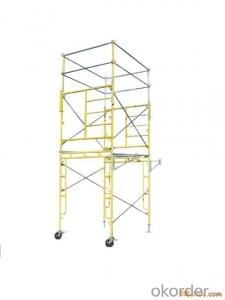 Ring Locked Scaffolding of High Workplace Safety