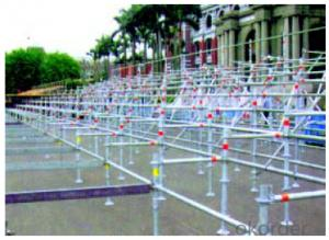 Ring Locked Scaffolding with Rapid and Economic