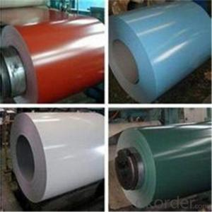 Colored Galvanized Corrugated Plate / Sheet in China