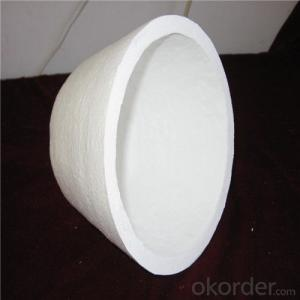 Ceramic Tap Out Cone with Stable Quality