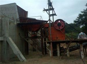 Jaw Crusher for Quarry Crushing With Superior Quality for Concrete Material