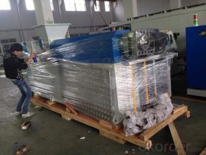 Bitumen Adhesive Coating Machine with Extruder