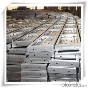 ​Hot Dip Galvanized Steel Plank Metal Planks 210*45*1.2*4000 CNBM