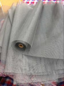 Fiberglass Insect Screen Mesh with 14*16 in Grey