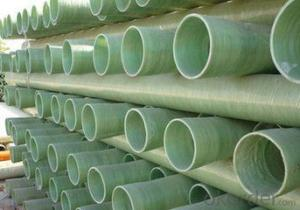 GRP FRP Pipes Sea Water Pipe Series DN 65