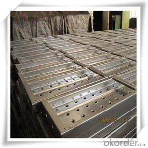 ​Hot Dip Galvanized Steel Plank Metal Planks 210*45*1.5*2000 CNBM