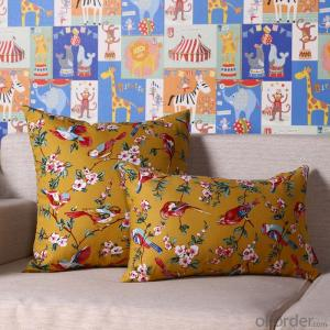 Cheap Pillow Cushion Cover with Digital Printing from China Manufacturer