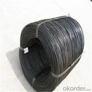 Black Annealed Iron Wire Durable Factory Price With High Quality