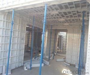 Recyclable Constructional Aluminium Shuttering Formwork