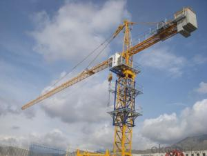 Tower Crane TC5013A Construction Equipment Sales Building Machinery Distributor
