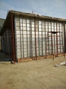 Aluminum Alloy Formwork For Walls
