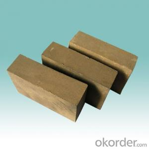 Magnesite Refractories Brick for Cement and Glass Plant