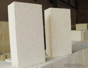 High Strength Light Weight Silica Brick for Hot Blast Furnace