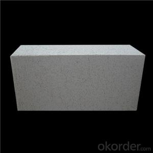 Refractory High Alumina Thermal Insulating Fire Brick 2015