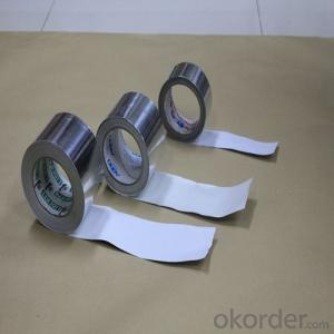Aluminum Foil Tape with Release Paper TS-1801