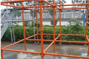 Ladder Frame Steel Tower Scaffolding light duty CNBM