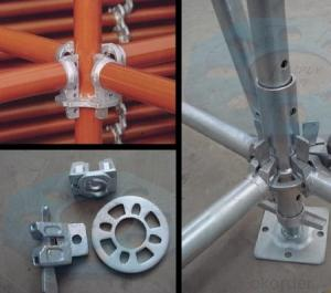 Steel Modular Frame System for good sale CNBM