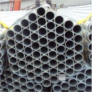 Galvanized Scaffolding Tube 48.3*4.0 Q235B Steel Standard EN39/BS1139 for Sale CNBM