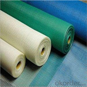 C-glass Resist Fiberglass Mesh for Buildings and Contruction